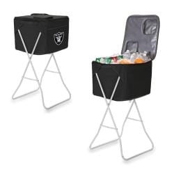 Picnic Time Oakland Raiders Party Cube