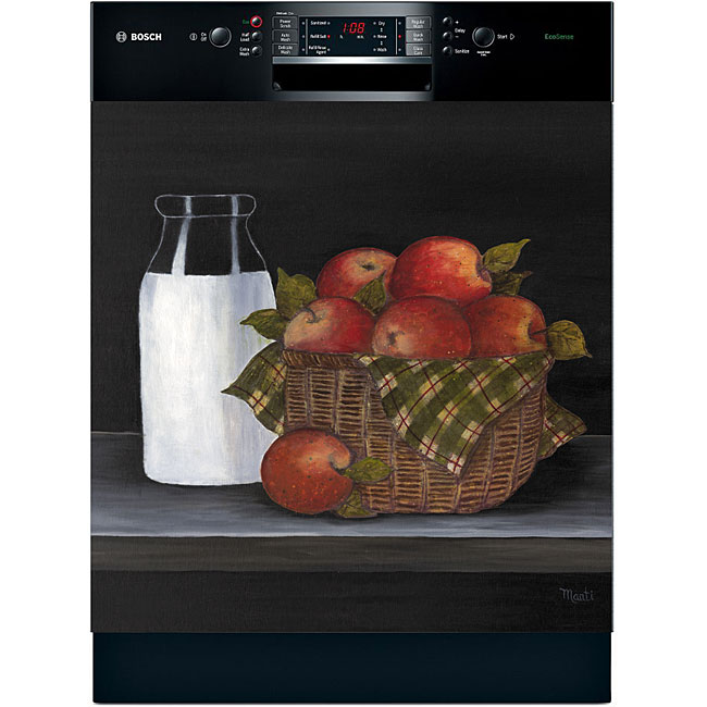 Appliance Art An Apple A Day Dishwasher Cover Free