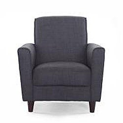 Enzo Carbon Accent Chair - Thumbnail 1