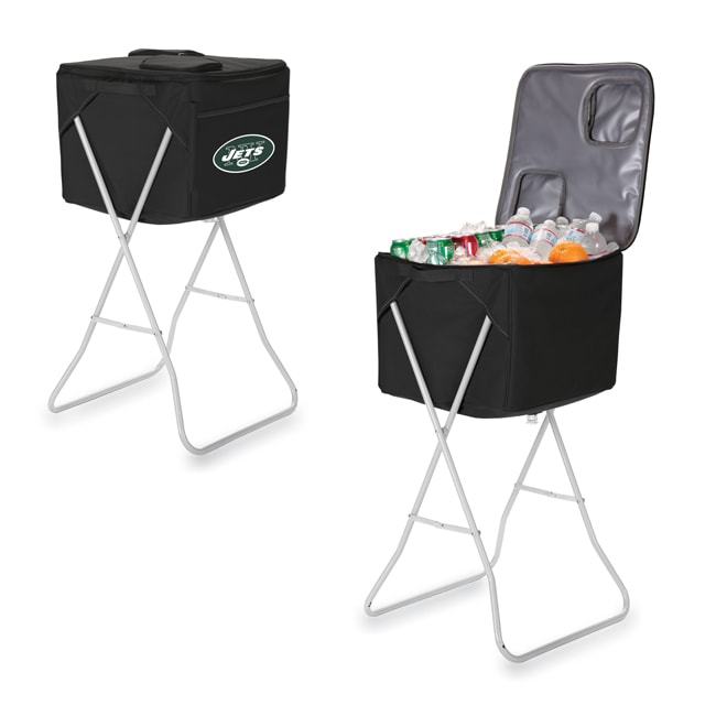 Picnic Time New York Jets Party Cube