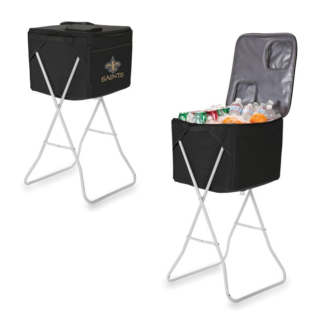 Picnic Time New Orleans Saints Party Cube