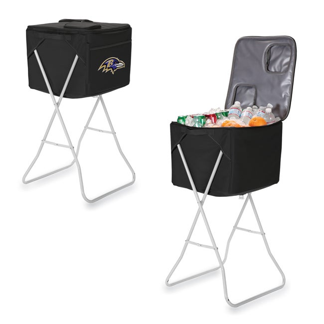 Picninc Time Baltimore Ravens Party Cube