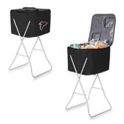Picnic Time Atlanta Falcons Lightweight Party Cube