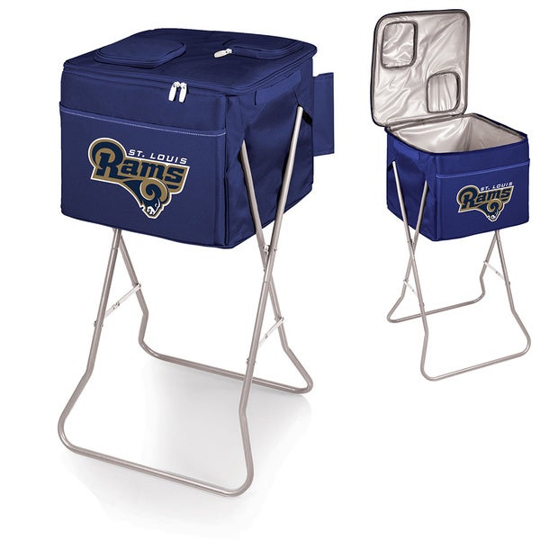 Picnic Time St. Louis Rams Party Cube