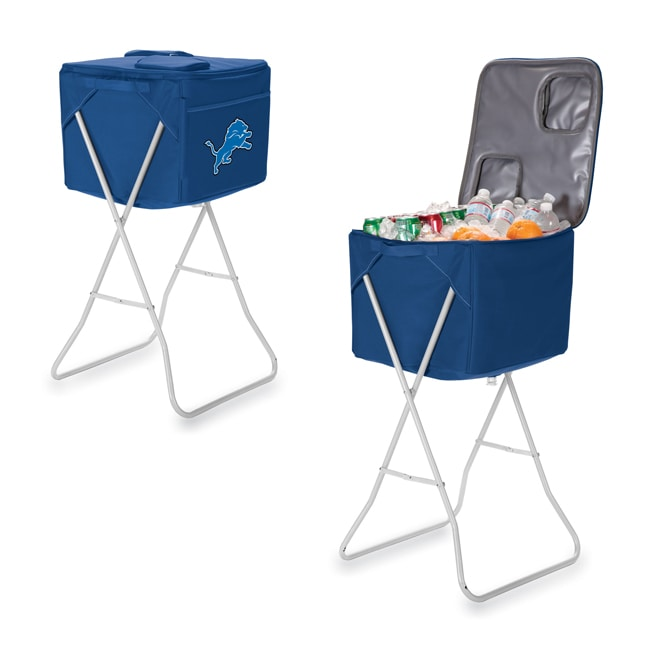Picnic Time Detroit Lions Party Cube