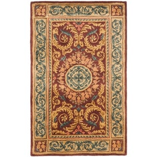 Safavieh Handmade Empire Inka Traditional Oriental Wool Rug