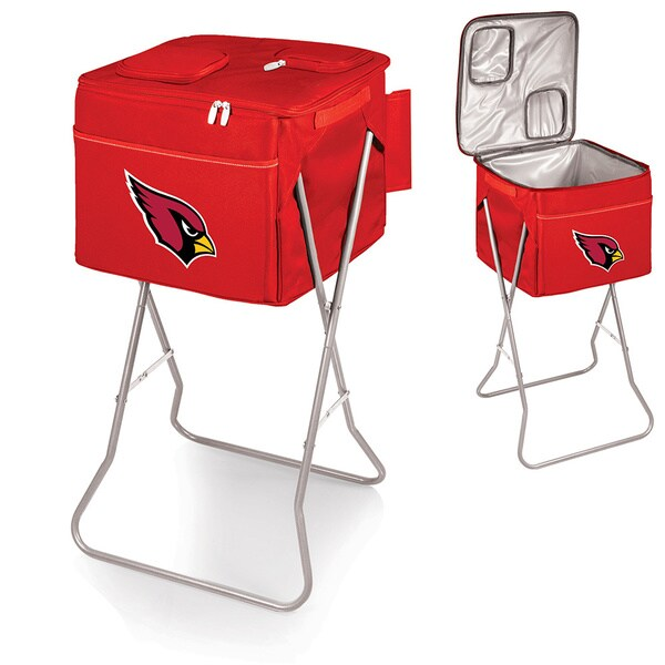 Picnic Time Arizona Cardinals Party Cube