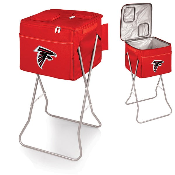 Picnic Time Atlanta Falcons Party Cube