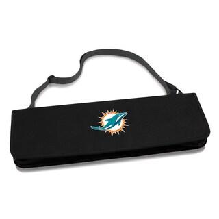 Picnic Time Miami Dolphins Metro BBQ Tool Tote