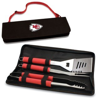 Picnic Time Kansas City Chiefs Metro BBQ Tool Tote