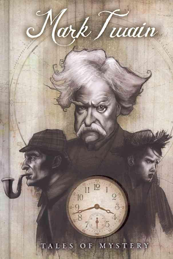 Mark Twain's Tales of Mystery (Hardcover)