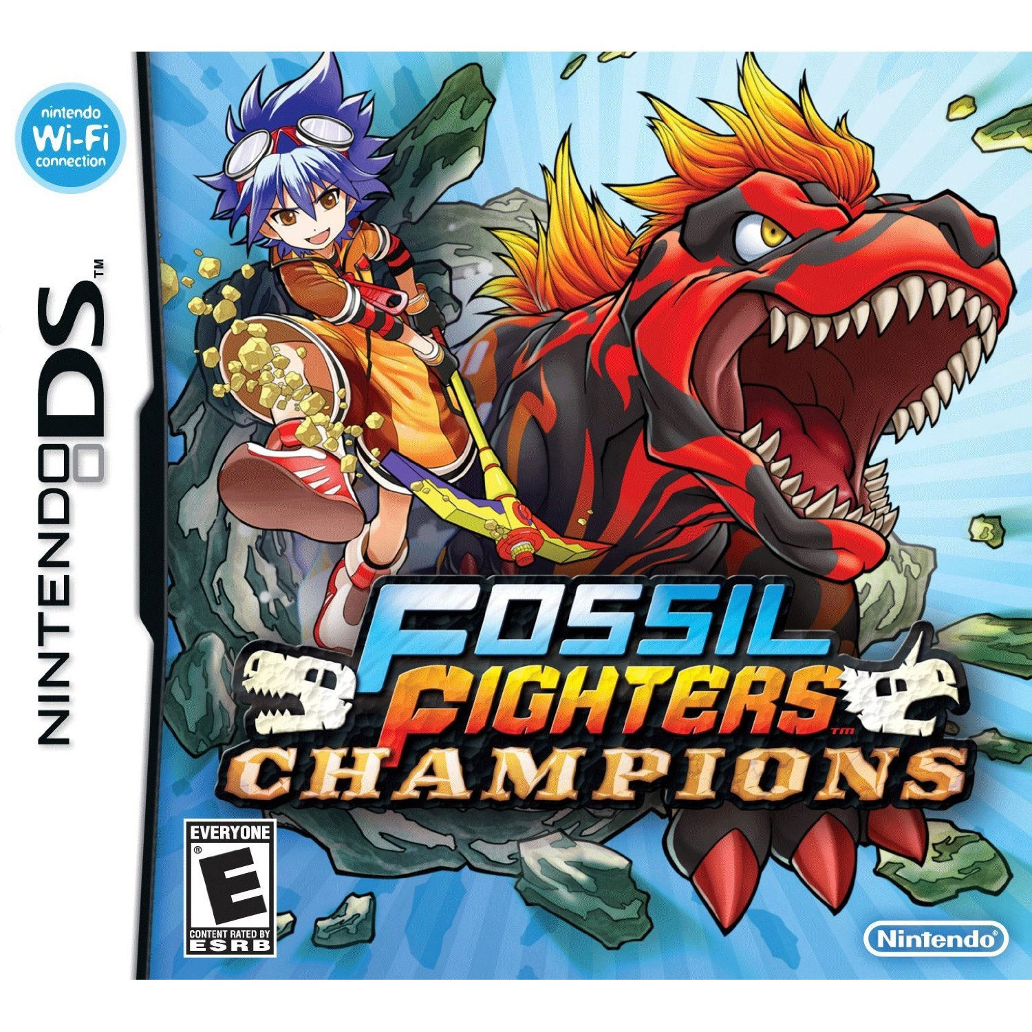 NinDS - Fossil Fighters Champions