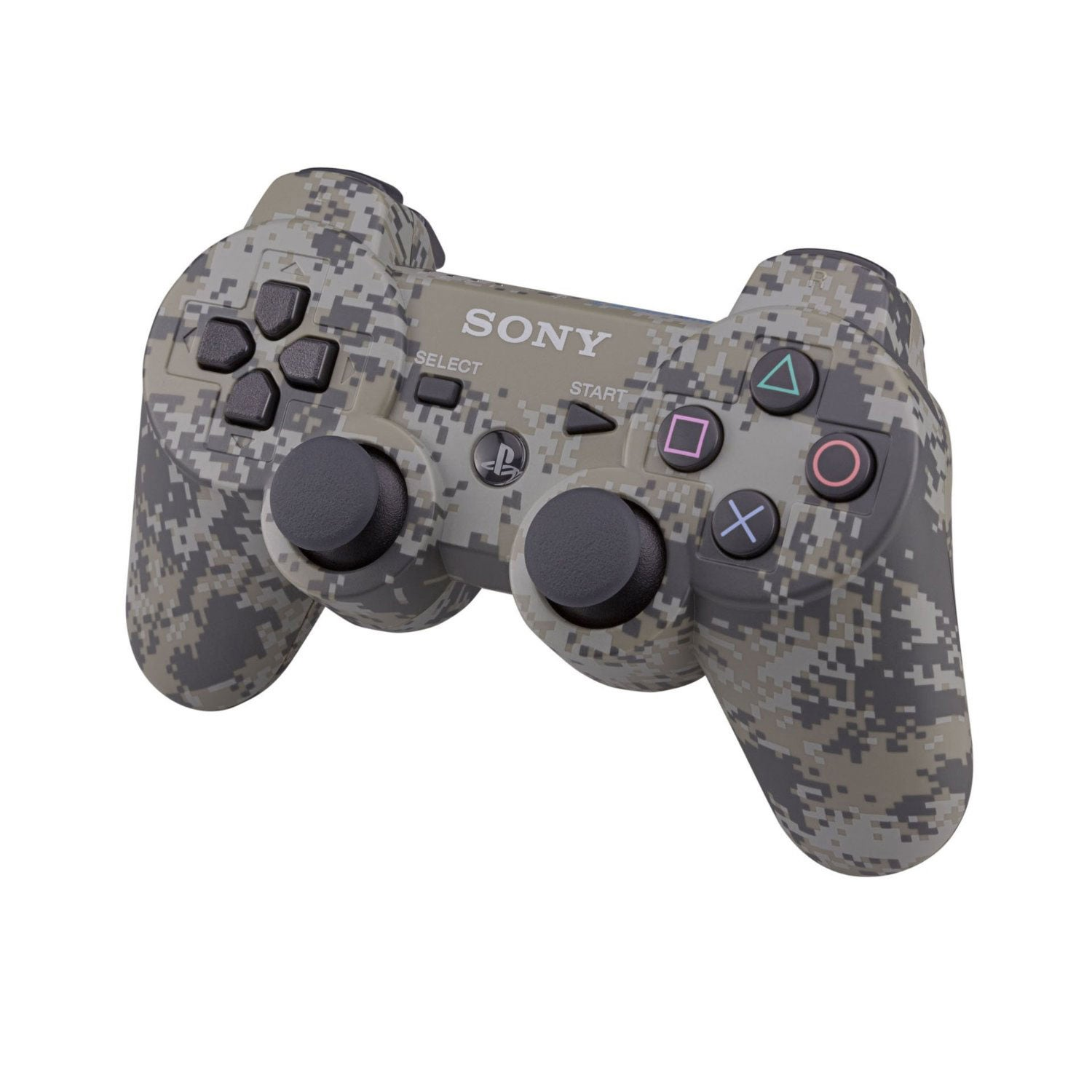 PS3- Dualshock 3 Urban Camouflage (Wireless) - Thumbnail 0