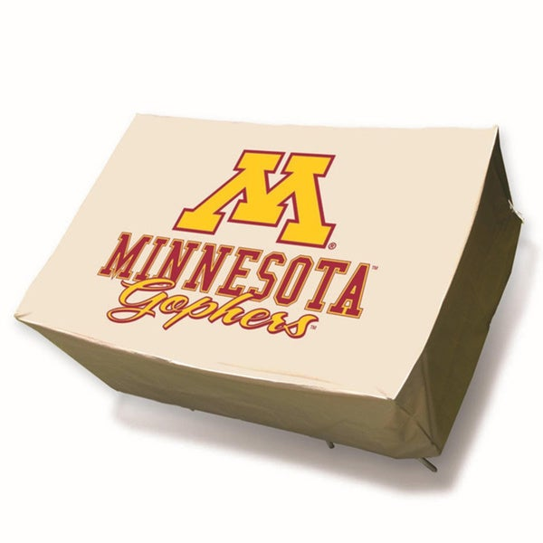 NCAA Minnesota Golden Gophers Rectangle Patio Set Table Cover