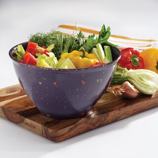 Rachael Ray Accessories Purple Garbage Bowl