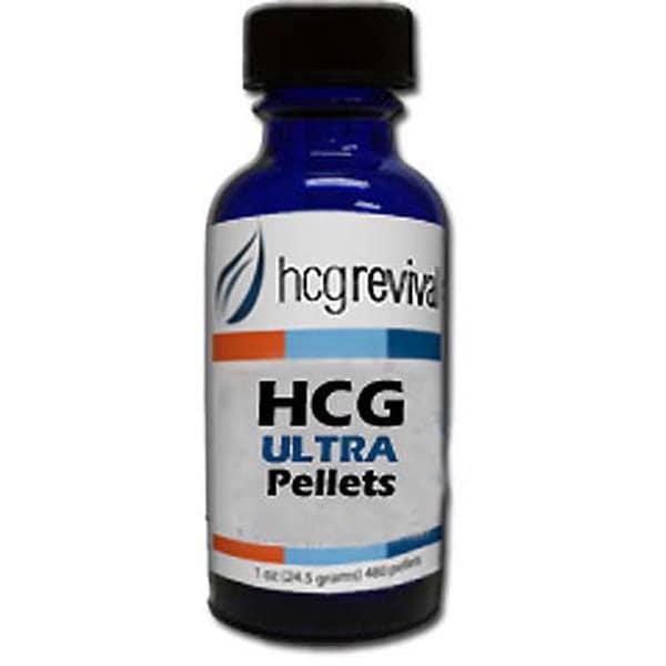 HCG Alternative Ultra Pellets 43-day Program