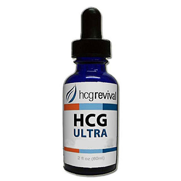 HCG Alternative 2-ounce 43-day Ultra Supplement Drops
