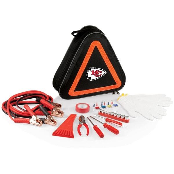 Picnic Time Kansas City Chiefs Roadside Emergency Kit