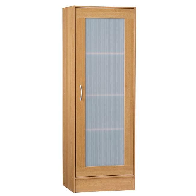 Black U0026 Decker Multipurpose Single Door Frosted Door Storage Cabinet