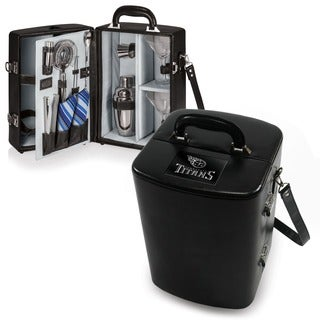 Picnic Time Tennessee Titans Black Manhattan Cocktail Case