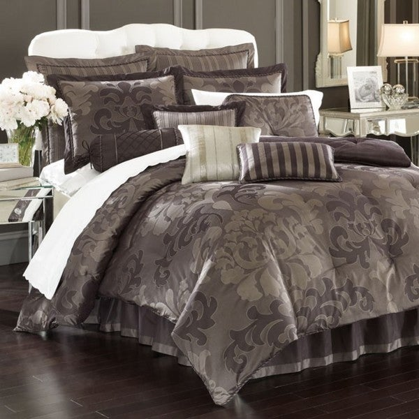 Shop Nolita California King Size 4 Piece Comforter Set
