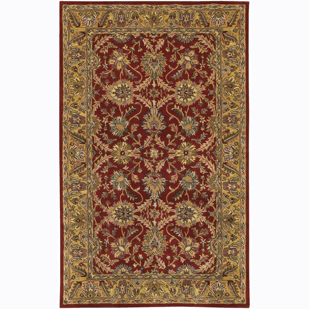 Artist X27 S Loom Hand Tufted Traditional Oriental Wool Rug