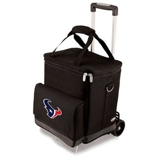 Picnic Time Houston Texans Cellar & Trolley