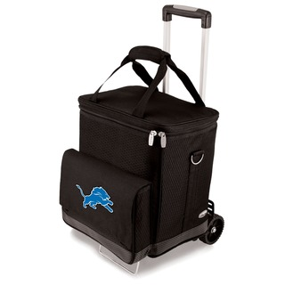 Link to Picnic Time Detroit Lions Cellar & Trolley - Black Similar Items in Fan Shop