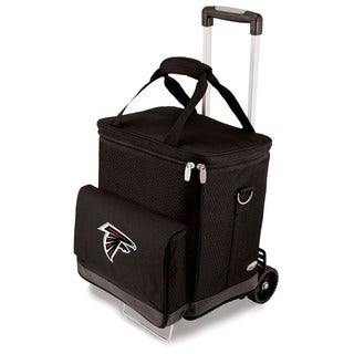 Picnic Time Atlanta Falcons Cellar & Trolley
