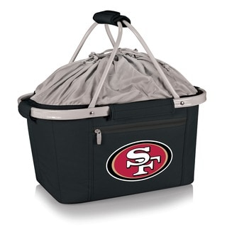 Picnic Time San Francisco 49ers Metro Basket