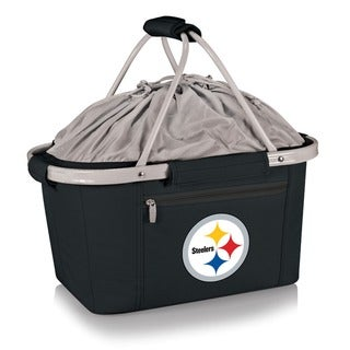 Link to Picnic Time pittsburgh Steelers Metro Basket - Black Similar Items in Fan Shop