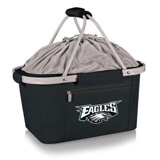 Picnic Time Philadelphia Eagles Metro Basket - Black