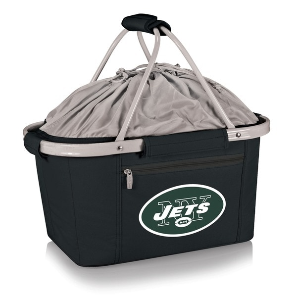 Picnic Time New York Jets Metro Basket