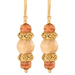 Delicia Mother Of Pearl Earrings