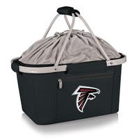 Picnic Table Atlanta Falcons Metro Basket - Black