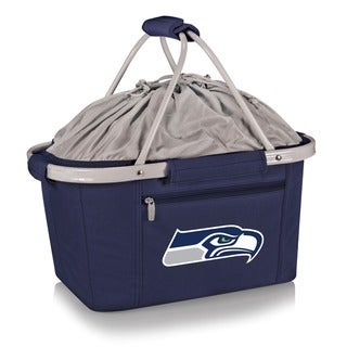 Picnic Time Seattle Seahawks Metro Basket