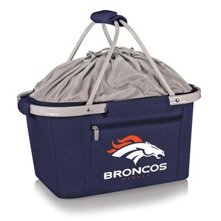 Picnic Time Denver Broncos Metro Basket