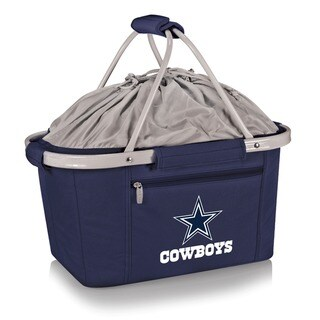 Link to Picnic Time Dallas Cowboys Metro Basket - navy Similar Items in Fan Shop