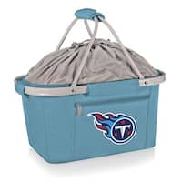 Picnic Time Tennessee Titans Metro Basket - Blue