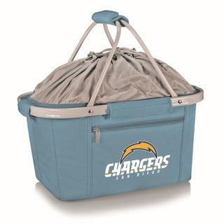 Picnic Time San Diego Chargers Metro Basket