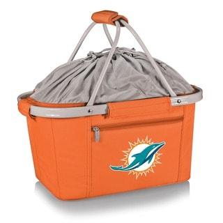 Picnic Time Miami Dolphins Metro Basket