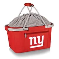Picnic Time New York Giants Metro Basket - Red