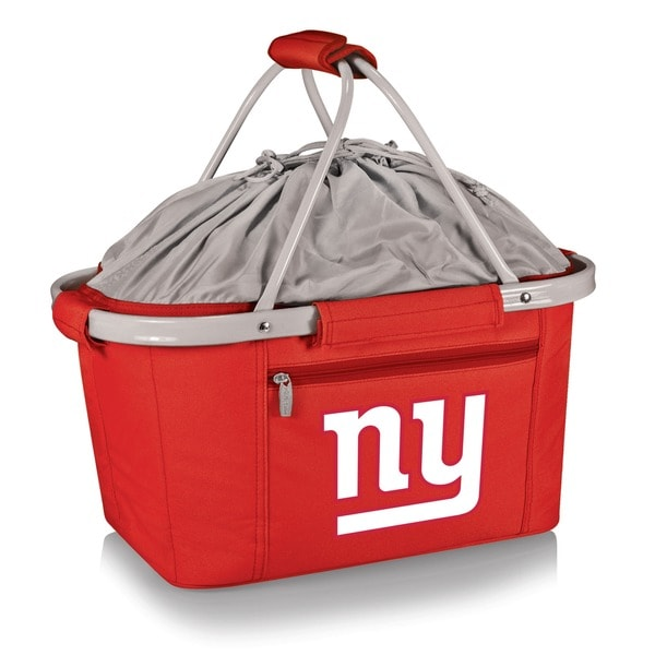 Picnic Time New York Giants Metro Basket