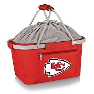 Picnic Time Kansas City Chiefs Metro Basket