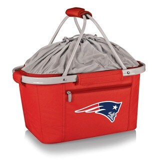Picnic Time New England Patriots Metro Basket - Red