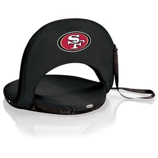 Oniva San Francisco 49ers Portable Padded Seat