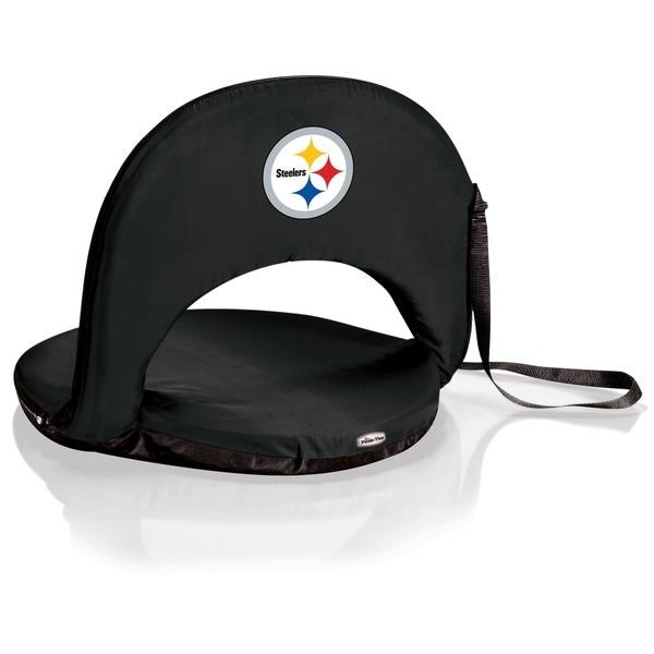 Oniva Pittsburgh Steelers Portable Seat