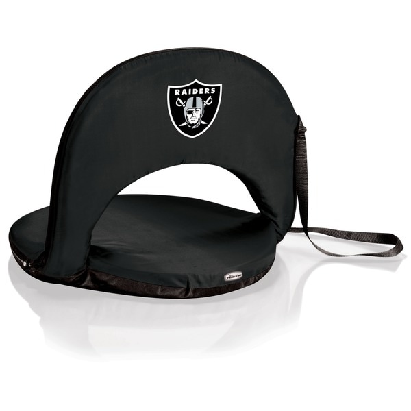 Oniva Oakland Raiders Portable Seat
