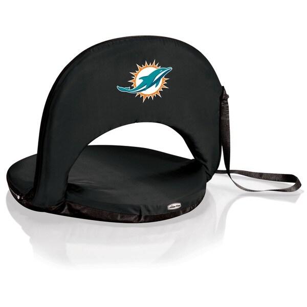 Oniva Miami Dolphins Portable Polyester Seat