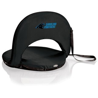 Oniva Carolina Panthers Portable Seat (As Is Item)